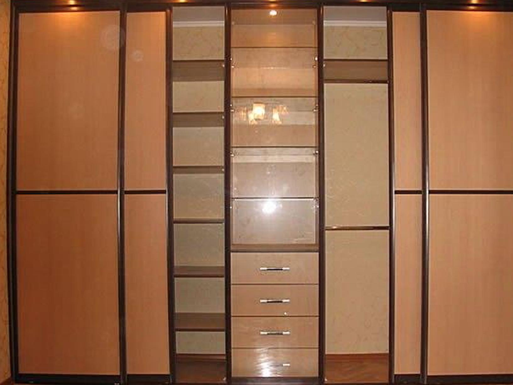 Купить встроенный шкаф купе 17 за 38700 р. недорого в москве.